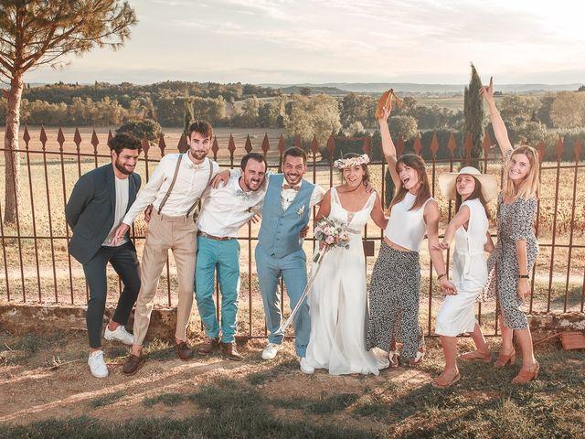 Le mariage de Mike et Marine à Castelnaudary, Aude 33