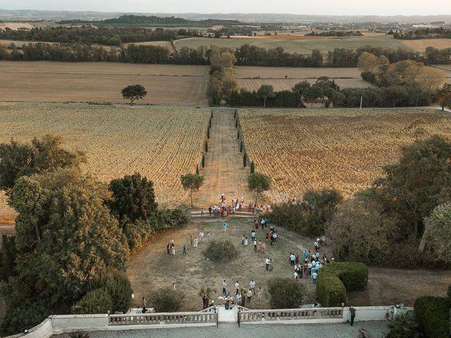 Le mariage de Mike et Marine à Castelnaudary, Aude 34