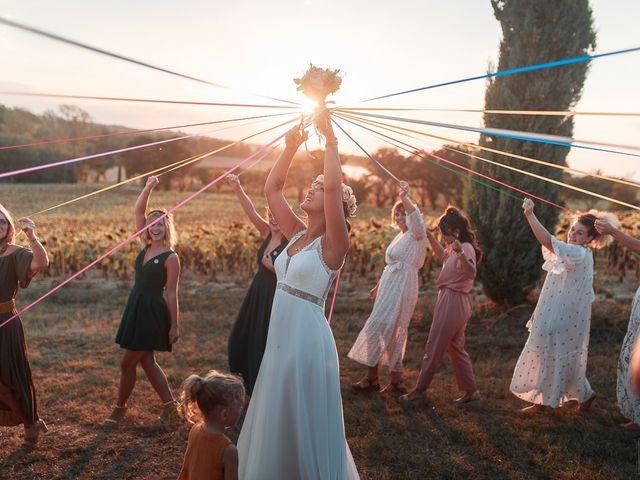 Le mariage de Mike et Marine à Castelnaudary, Aude 36