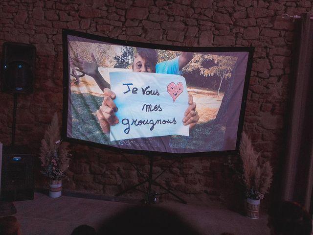 Le mariage de Mike et Marine à Castelnaudary, Aude 41