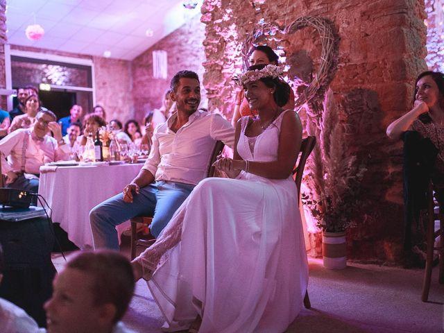 Le mariage de Mike et Marine à Castelnaudary, Aude 42