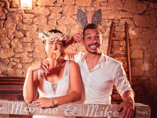 Le mariage de Mike et Marine à Castelnaudary, Aude 45