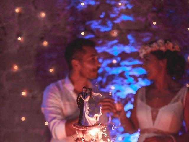 Le mariage de Mike et Marine à Castelnaudary, Aude 47