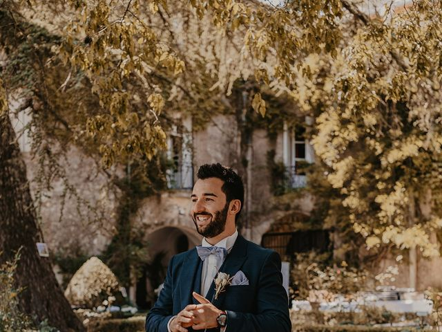 Le mariage de Hugo et Andrea à Saint-Mathieu-de-Tréviers, Hérault 17