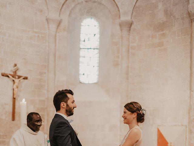 Le mariage de Andrea et Hugo