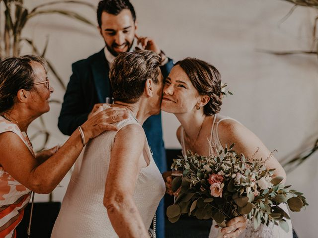 Le mariage de Hugo et Andrea à Saint-Mathieu-de-Tréviers, Hérault 34