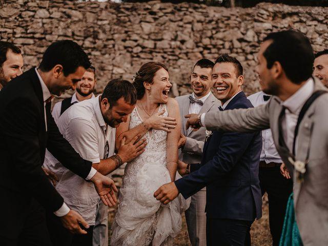 Le mariage de Hugo et Andrea à Saint-Mathieu-de-Tréviers, Hérault 45