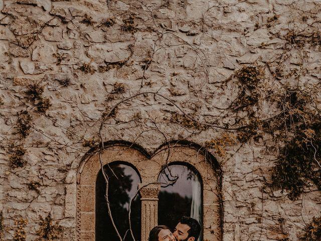 Le mariage de Hugo et Andrea à Saint-Mathieu-de-Tréviers, Hérault 49