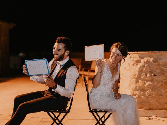 Le mariage de Hugo et Andrea à Saint-Mathieu-de-Tréviers, Hérault 63