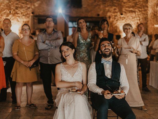 Le mariage de Hugo et Andrea à Saint-Mathieu-de-Tréviers, Hérault 66