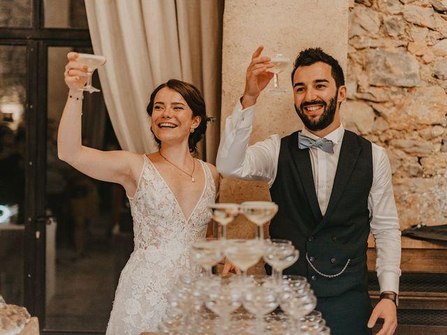 Le mariage de Hugo et Andrea à Saint-Mathieu-de-Tréviers, Hérault 69