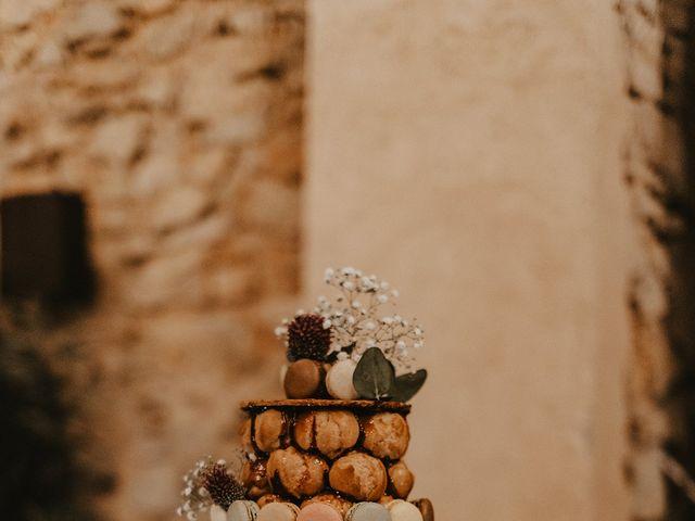 Le mariage de Hugo et Andrea à Saint-Mathieu-de-Tréviers, Hérault 70