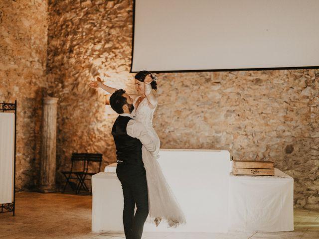 Le mariage de Hugo et Andrea à Saint-Mathieu-de-Tréviers, Hérault 73