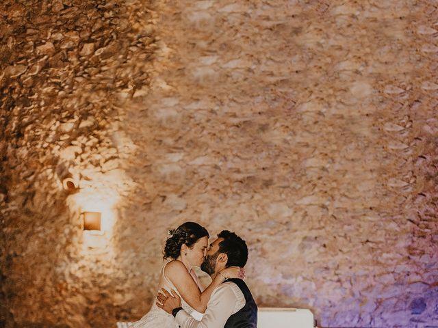 Le mariage de Hugo et Andrea à Saint-Mathieu-de-Tréviers, Hérault 74