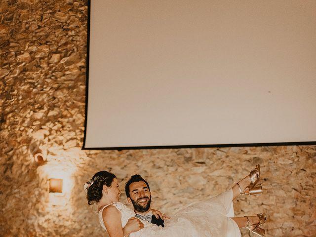 Le mariage de Hugo et Andrea à Saint-Mathieu-de-Tréviers, Hérault 75