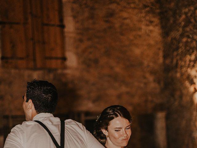 Le mariage de Hugo et Andrea à Saint-Mathieu-de-Tréviers, Hérault 79