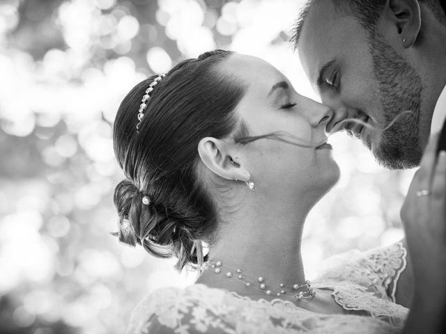 Le mariage de Yannick et Audrey à Vauréal, Val-d'Oise 9