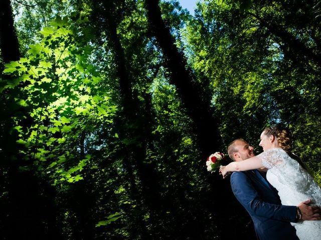 Le mariage de Yannick et Audrey à Vauréal, Val-d'Oise 10