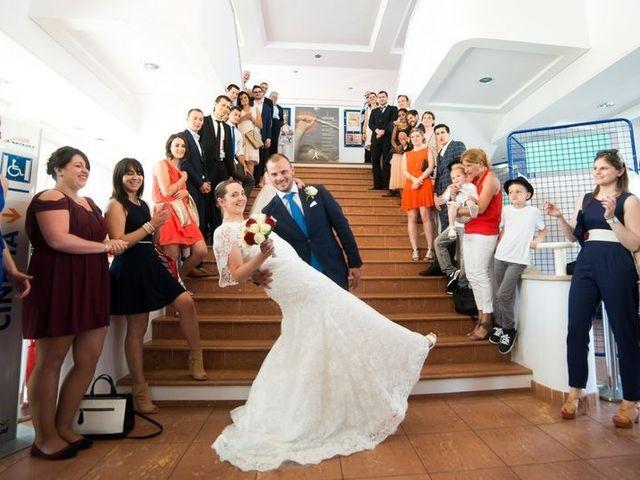 Le mariage de Yannick et Audrey à Vauréal, Val-d'Oise 11