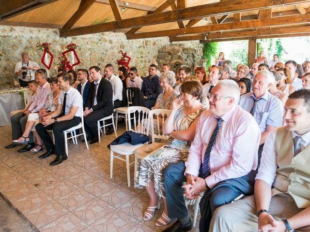 Le mariage de Yannick et Audrey à Vauréal, Val-d'Oise 12