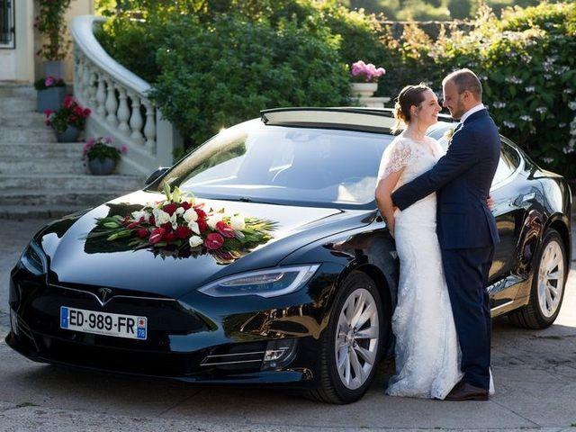 Le mariage de Yannick et Audrey à Vauréal, Val-d'Oise 16