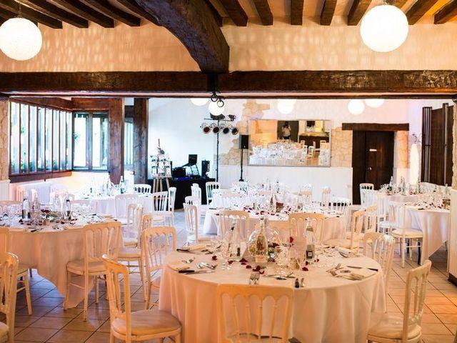Le mariage de Yannick et Audrey à Vauréal, Val-d'Oise 17