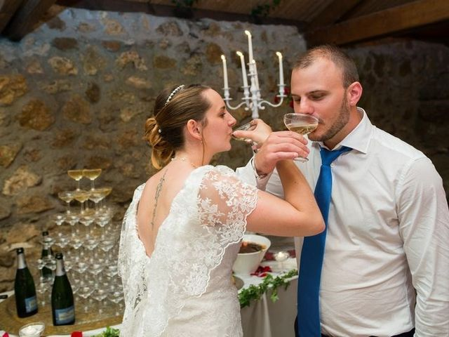 Le mariage de Yannick et Audrey à Vauréal, Val-d'Oise 21