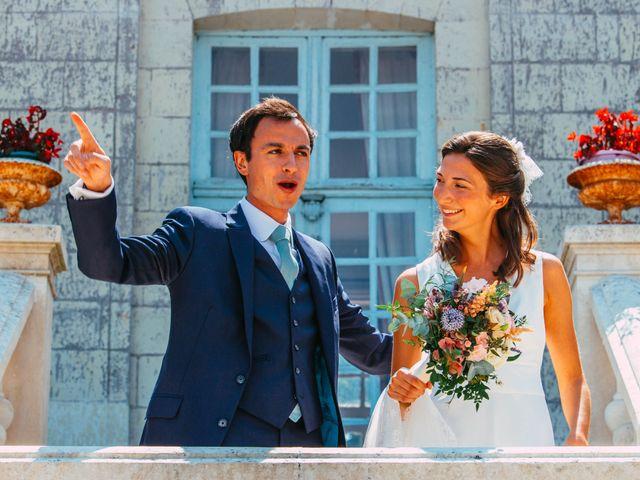 Le mariage de Claire et Erwan