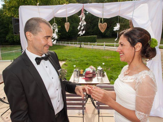 Le mariage de Daniela et Eric
