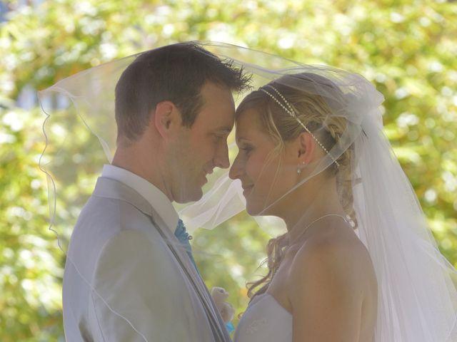 Le mariage de Priscilla et Arnaud