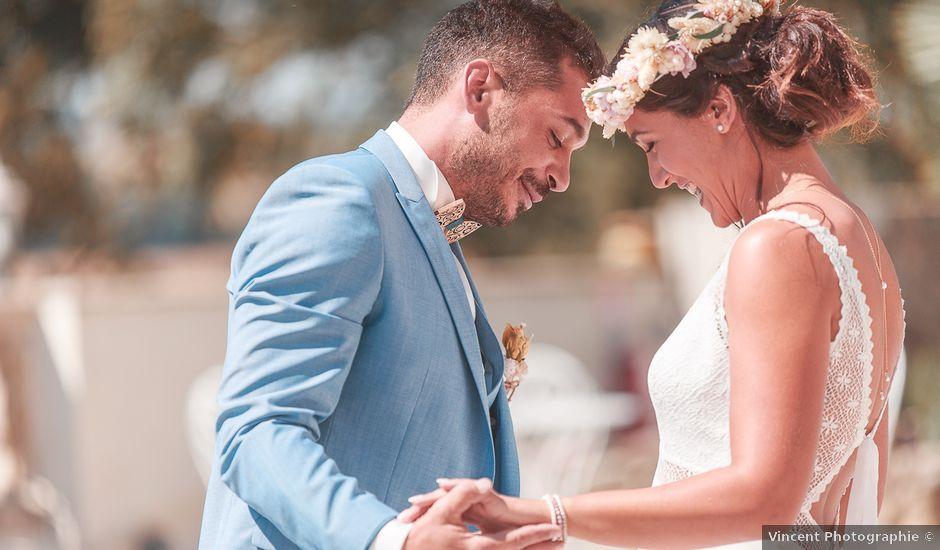 Le mariage de Mike et Marine à Castelnaudary, Aude