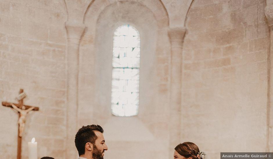 Le mariage de Hugo et Andrea à Saint-Mathieu-de-Tréviers, Hérault