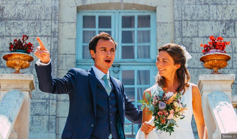 Le mariage de Erwan et Claire à Frossay, Loire Atlantique