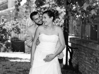 Le mariage de Jade et Loïc