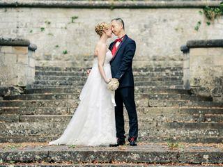 Le mariage de Claire et Chris