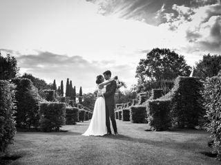 Le mariage de Cécilia et Vincent