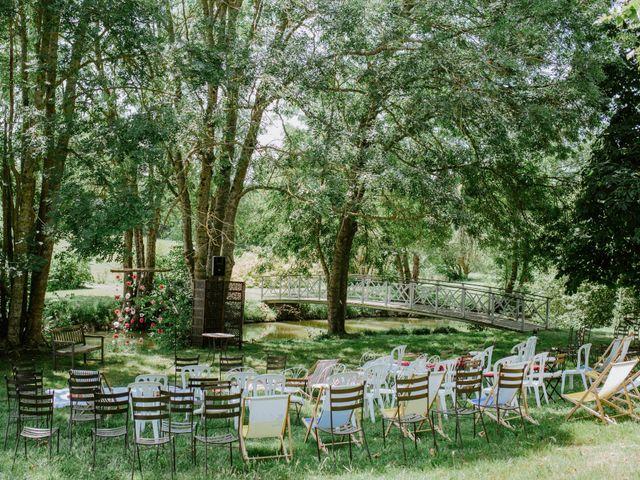 Le mariage de Antoine et Marine à Saint-Ellier, Maine et Loire 11