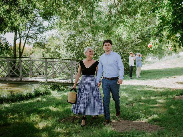 Le mariage de Antoine et Marine à Saint-Ellier, Maine et Loire 12