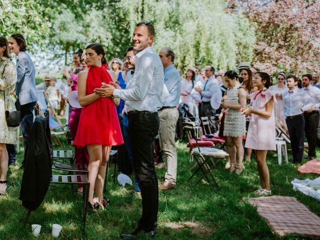 Le mariage de Antoine et Marine à Saint-Ellier, Maine et Loire 13