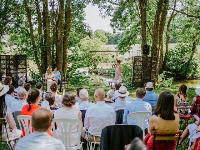Le mariage de Antoine et Marine à Saint-Ellier, Maine et Loire 16