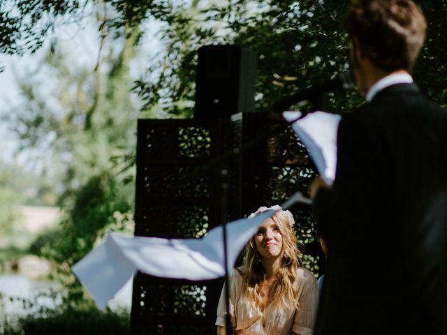 Le mariage de Antoine et Marine à Saint-Ellier, Maine et Loire 18