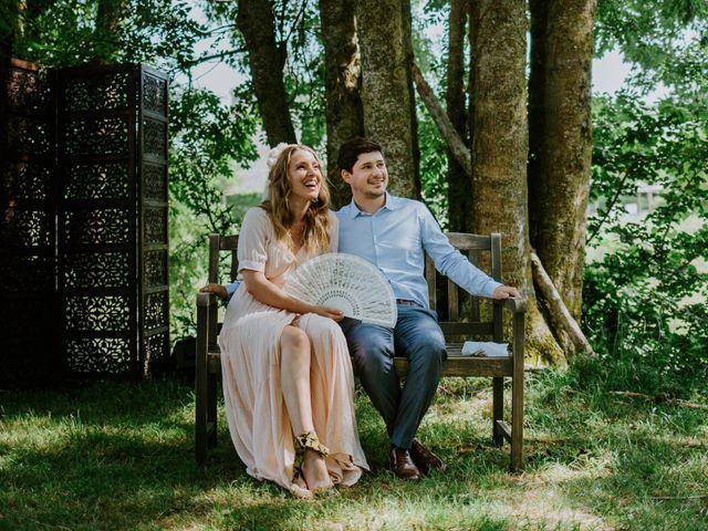 Le mariage de Antoine et Marine à Saint-Ellier, Maine et Loire 20