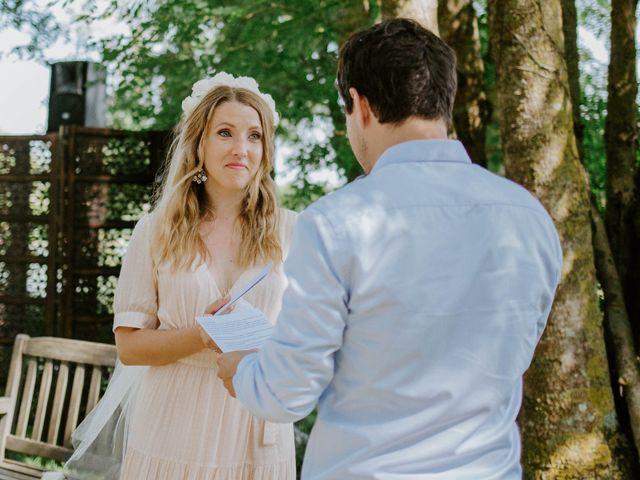 Le mariage de Antoine et Marine à Saint-Ellier, Maine et Loire 22