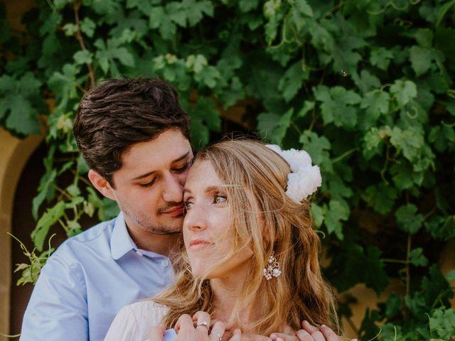 Le mariage de Antoine et Marine à Saint-Ellier, Maine et Loire 33
