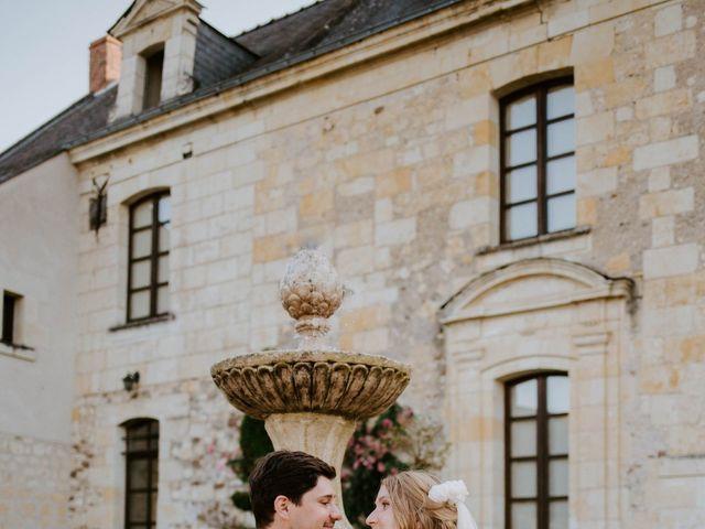 Le mariage de Antoine et Marine à Saint-Ellier, Maine et Loire 36