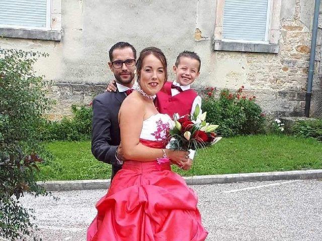 Le mariage de  Antoine  et Charlene à Courlaoux, Jura 3