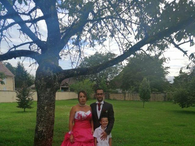 Le mariage de  Antoine  et Charlene à Courlaoux, Jura 4