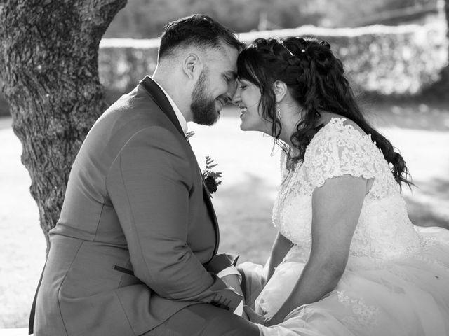 Le mariage de Yohan  et Jennifer à Chatuzange-le-Goubet, Drôme 1