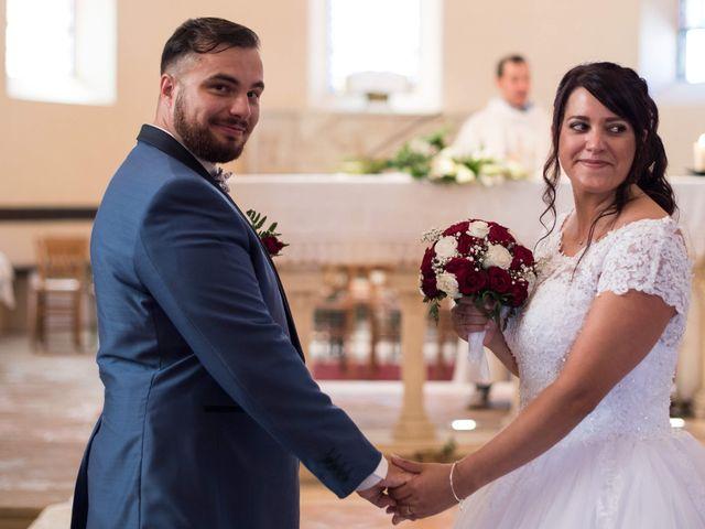 Le mariage de Yohan  et Jennifer à Chatuzange-le-Goubet, Drôme 3