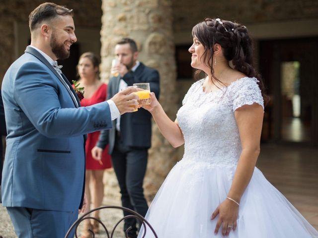 Le mariage de Yohan  et Jennifer à Chatuzange-le-Goubet, Drôme 5